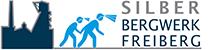 Silberbergwerk Freiberg Logo